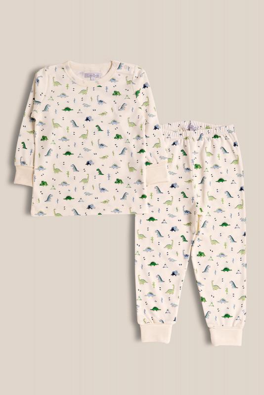 Pijama 2 piezas dino