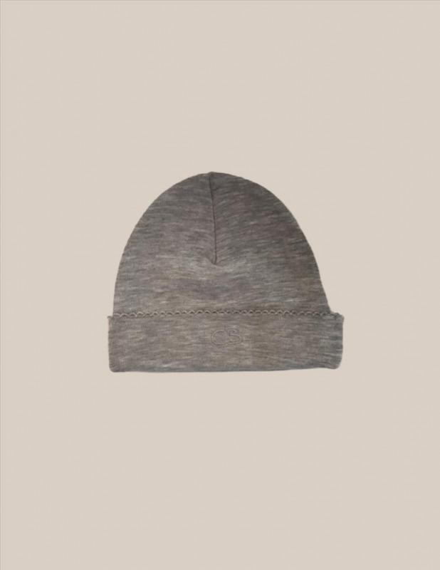 Gorro basico gris