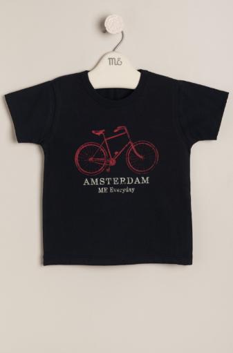 Remera Amsterdam azul