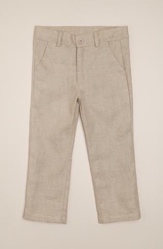 Pantalon lino arena