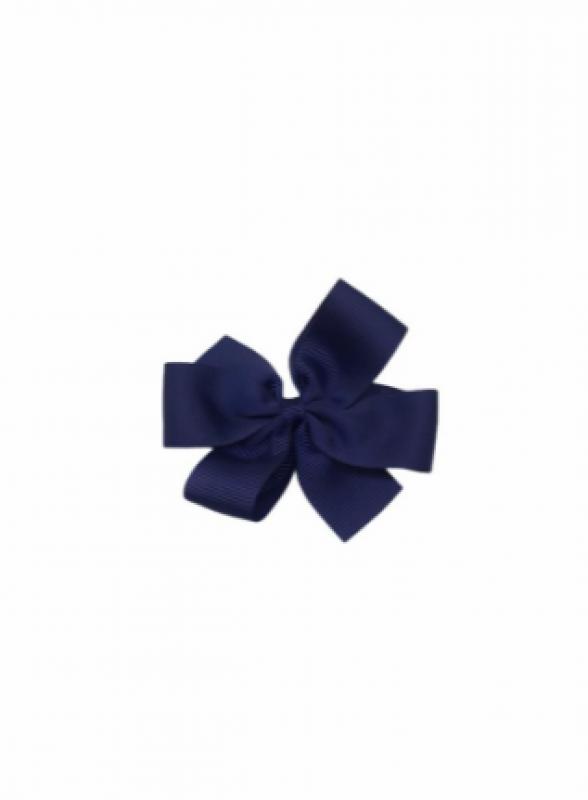 Moño pequeño gross azul