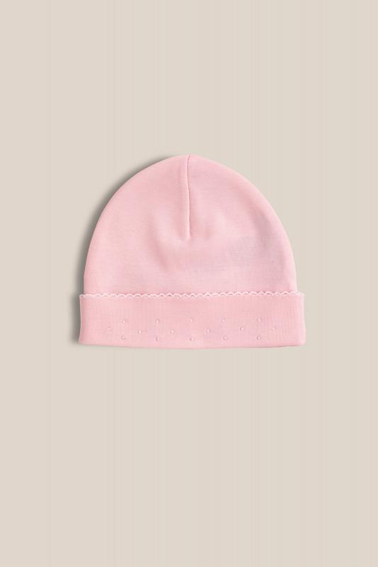 Gorro lapin rosa