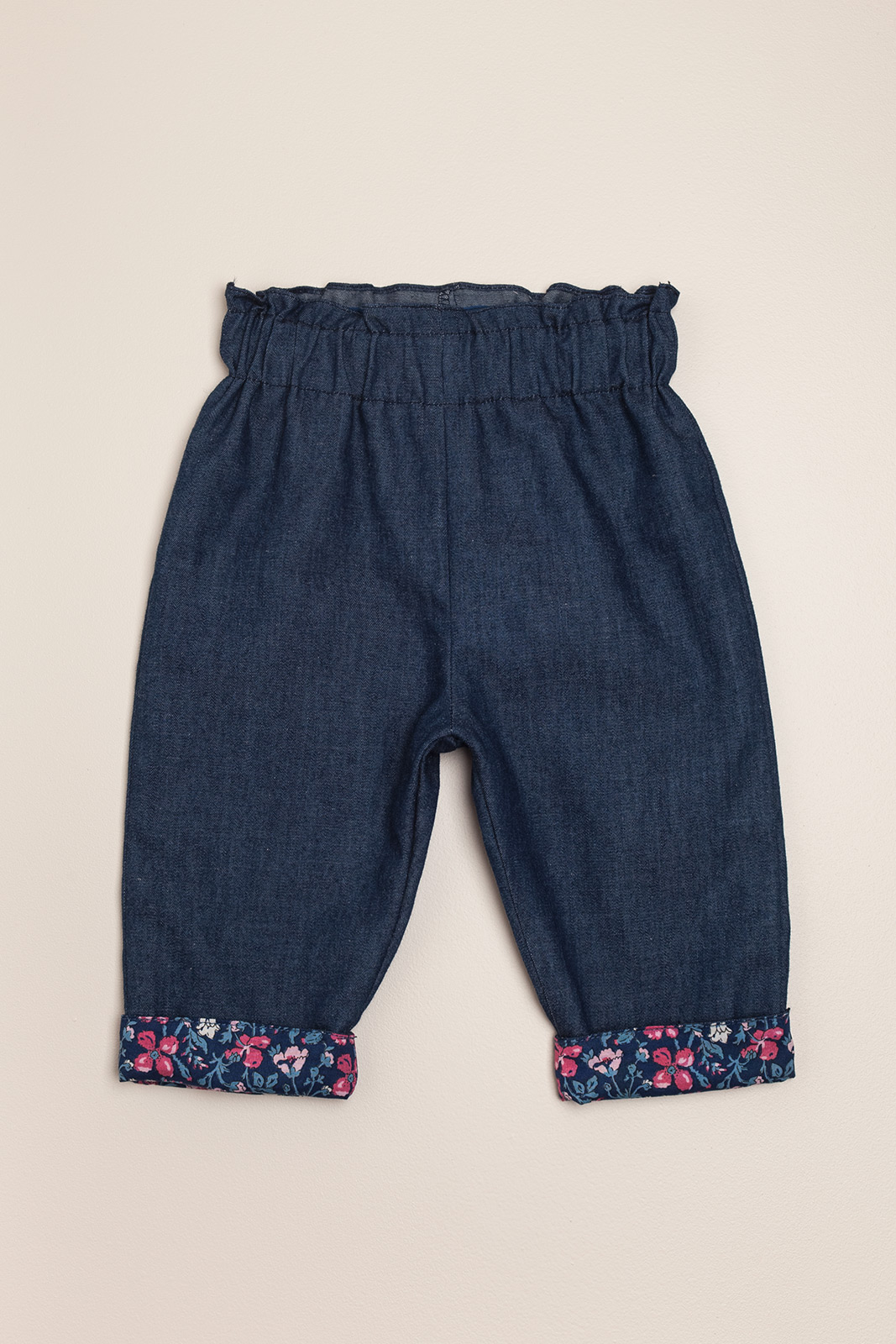 Pantalon de jeans con liberty Male