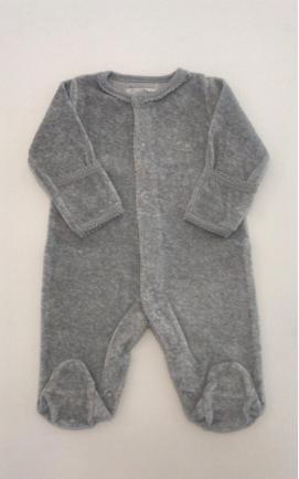 Enterito basico plush gris