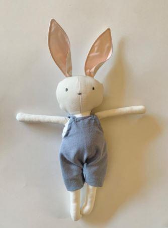 Conejo mameluco celeste