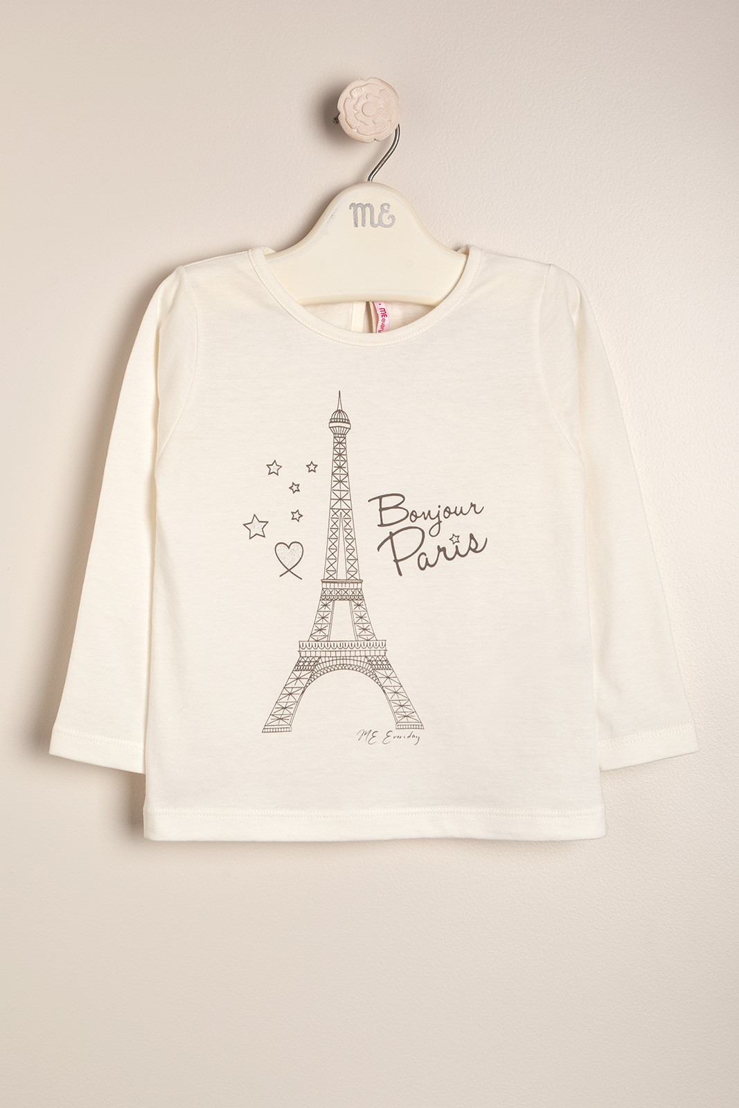 Remera estampada tour eiffel