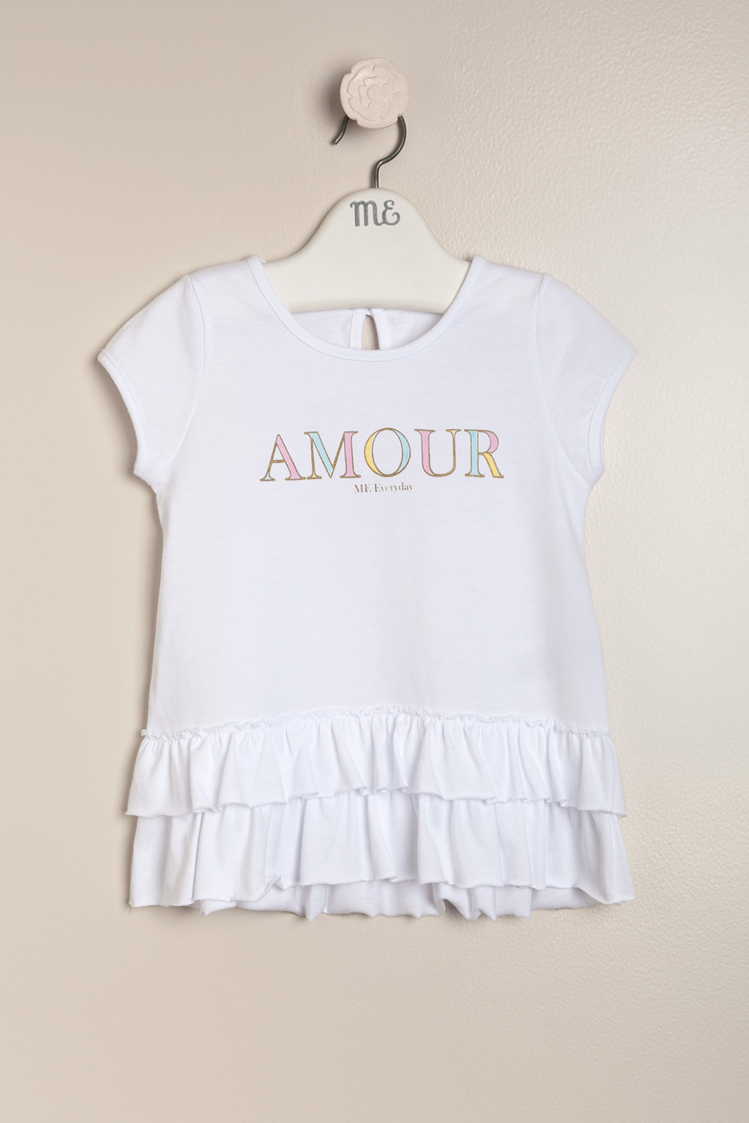 Remera estampada amour