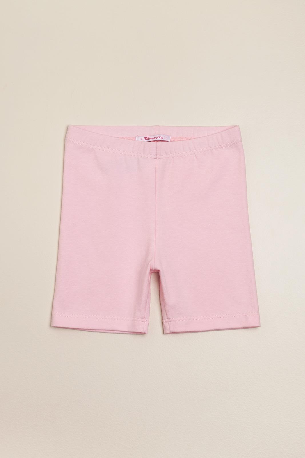Leggins ciclista rosa