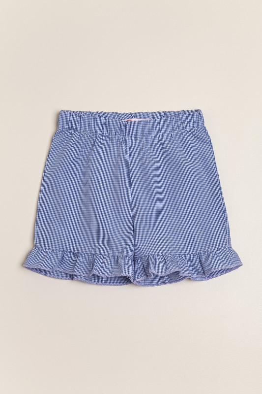 Short Juliette azul