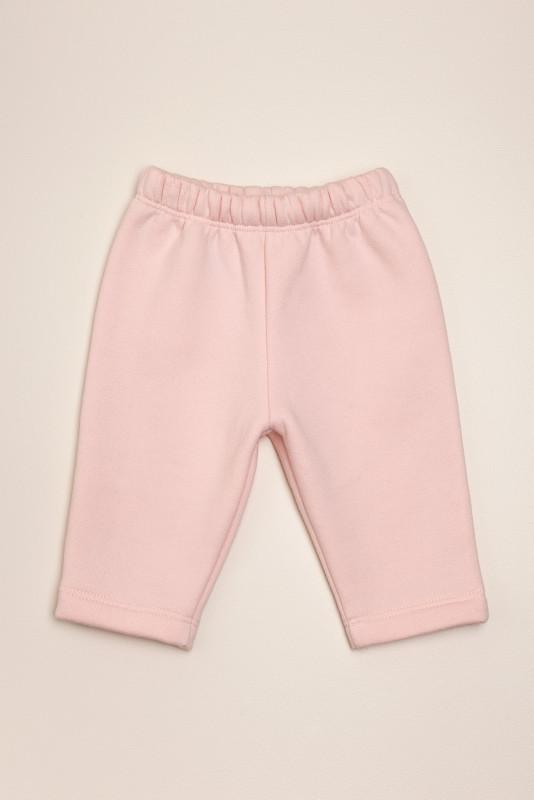 Pantalon de frisa rosa