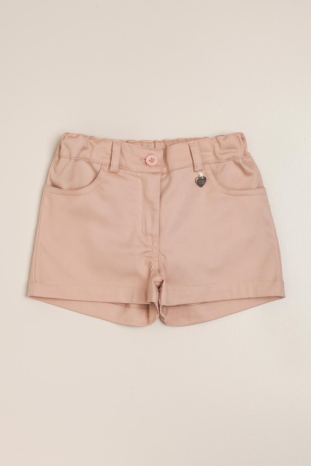 Short de nena rosa