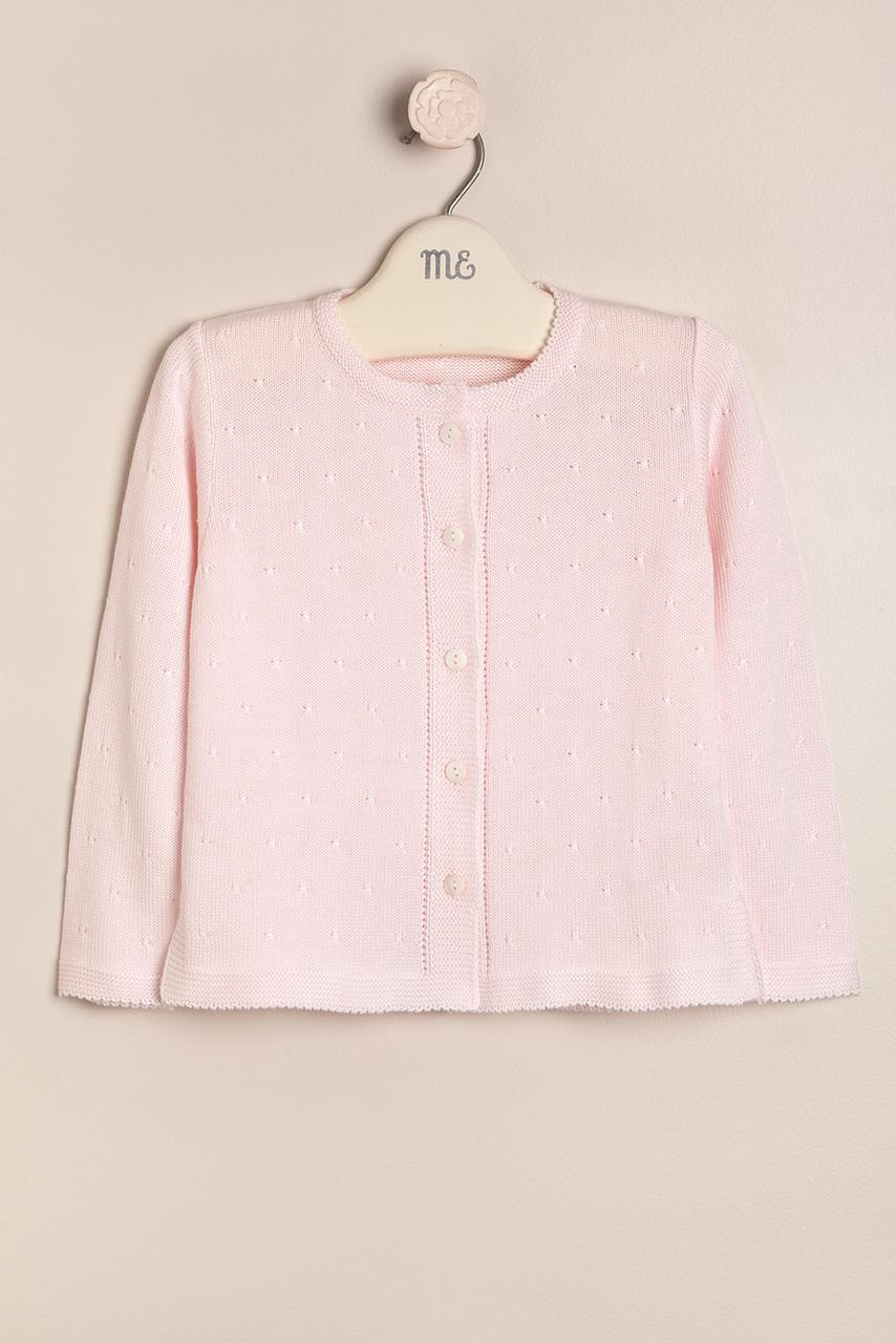 Saco de algodon Delfi rosa