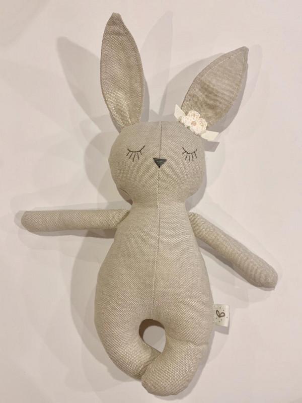 Mini coneja moño