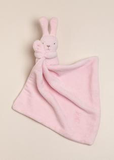 Conejo dudu de plush rosa