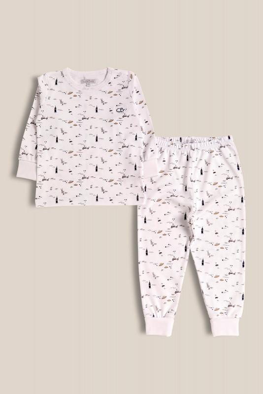 Pijama 2 piezas the moon