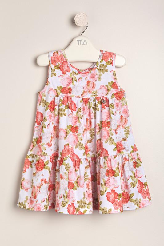 Vestido estampado printemps