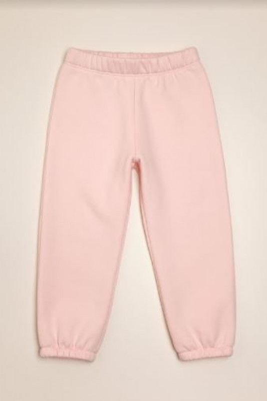 Pantalon de frisa rosa Lucia