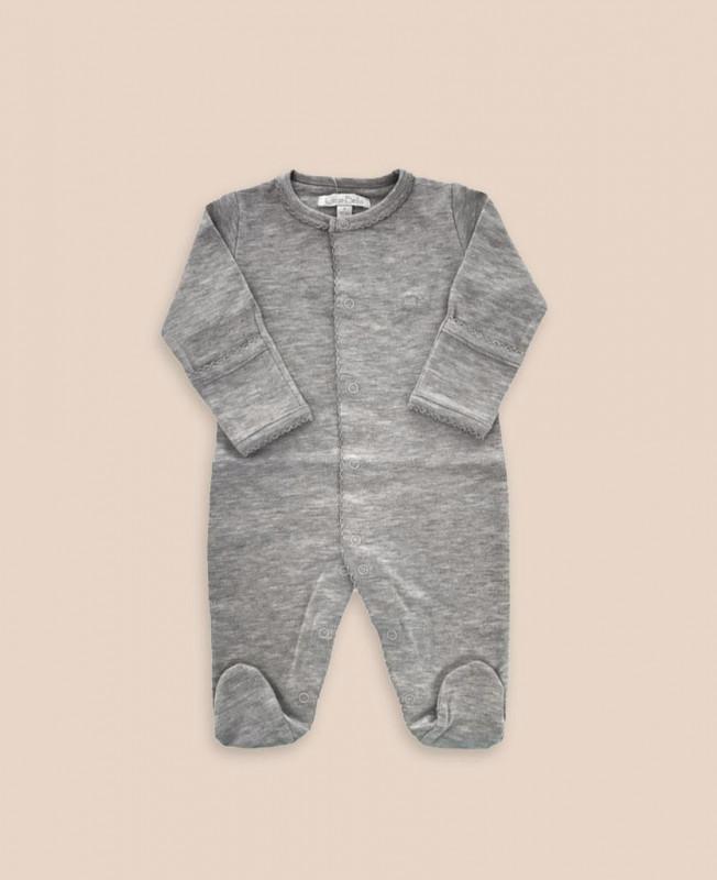 Enterito basico gris