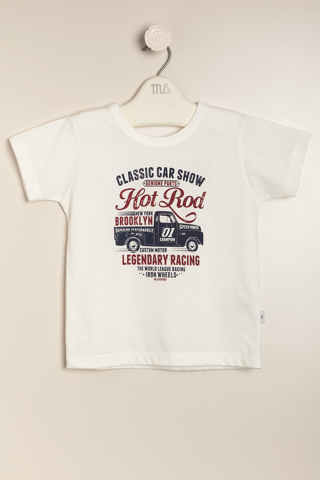 Remera hot rod