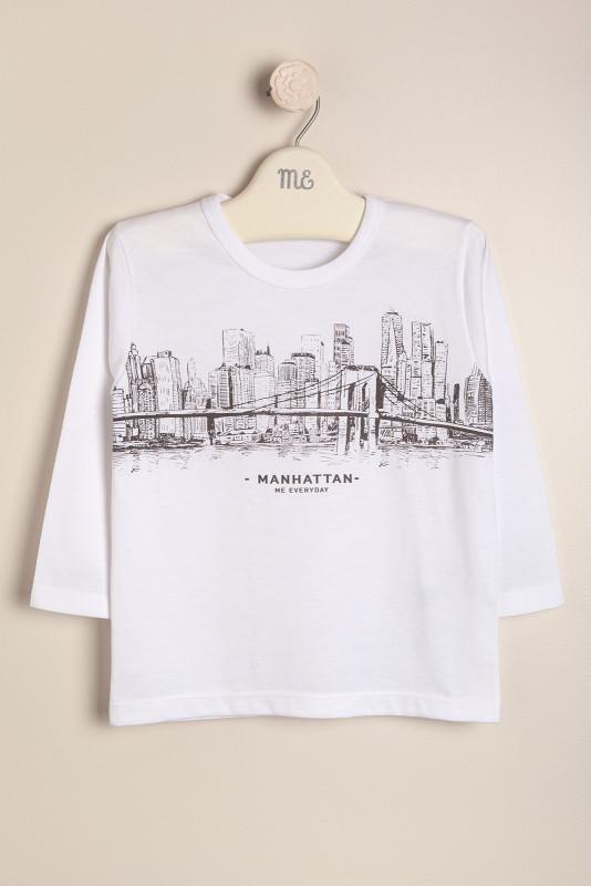 Remera Manhattan