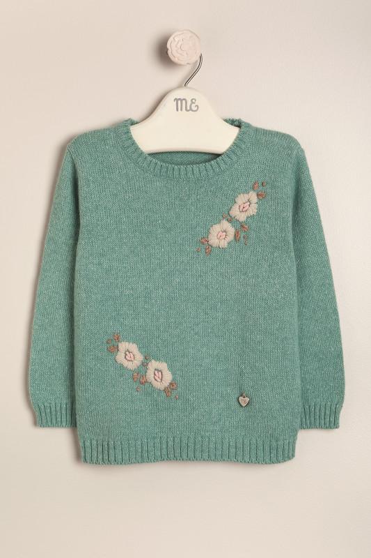 Sweater bordado Fabi