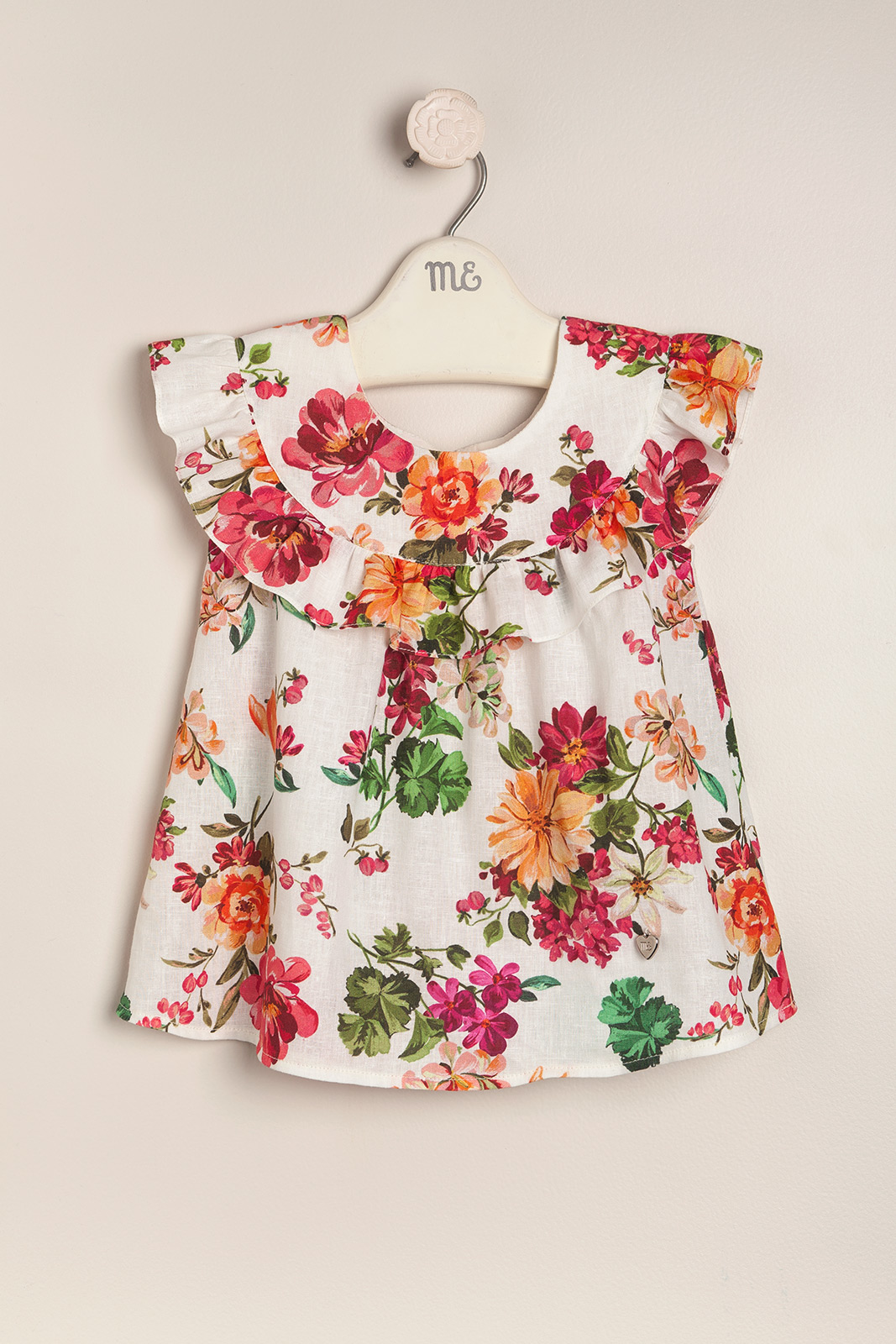 Blusa lino liberty Monique