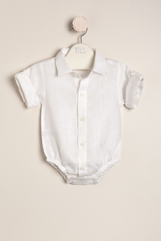 Body camisa lino ml