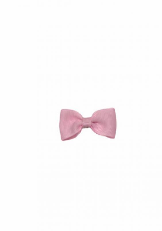 Moño bebe rosa