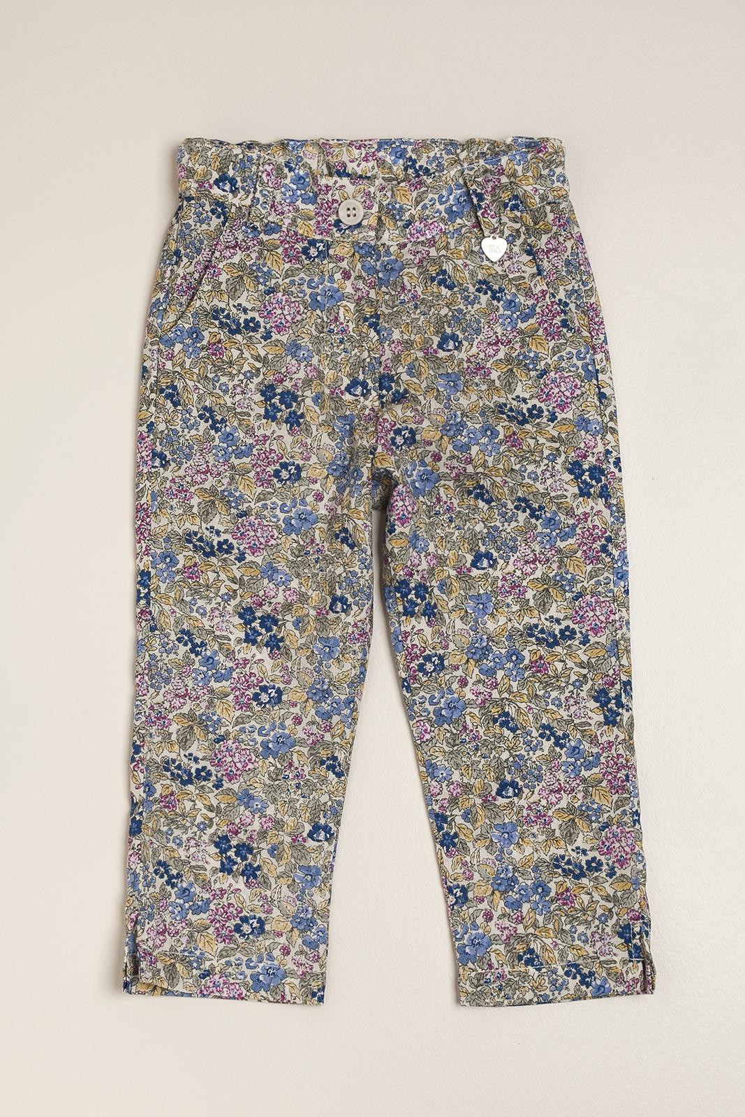 Pantalon liberty Nicole