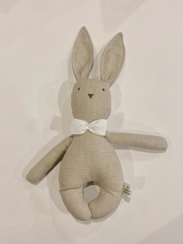 Mini conejo corbata