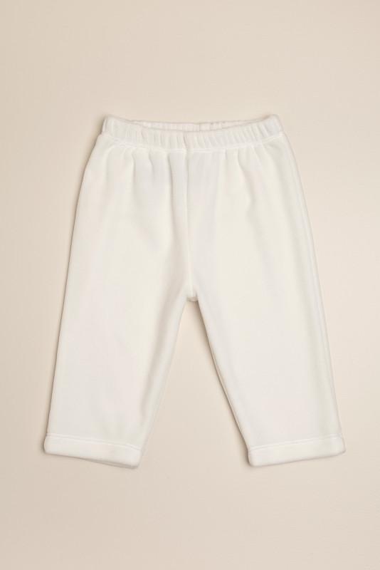 Pantalon plush cherries crudo