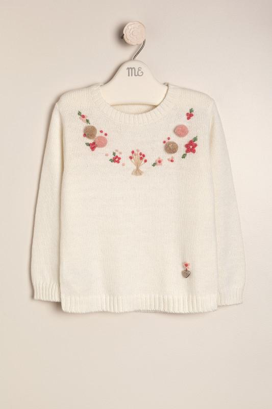 Sweater bordado Navona
