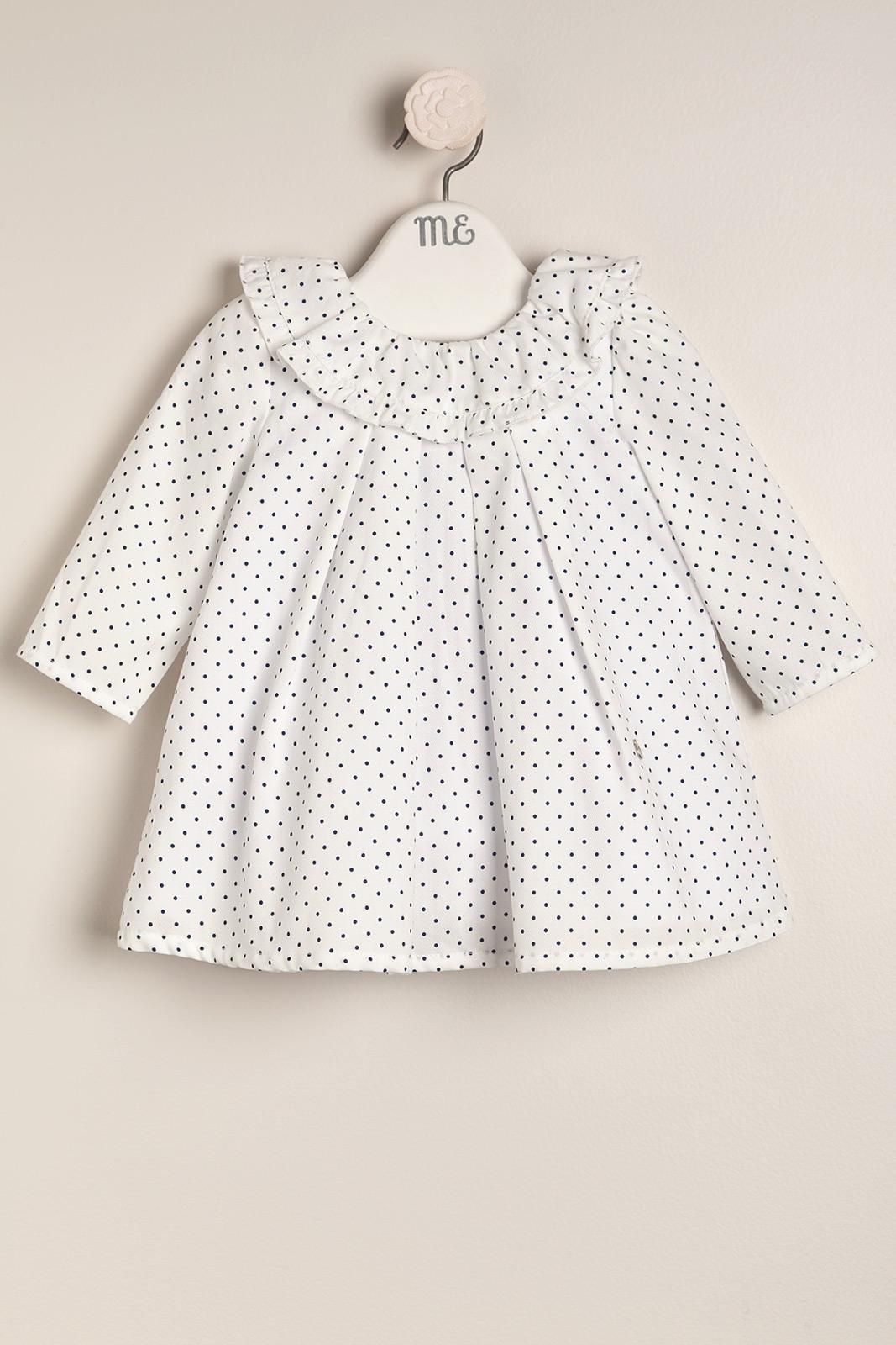 Vestido de lunares Mini