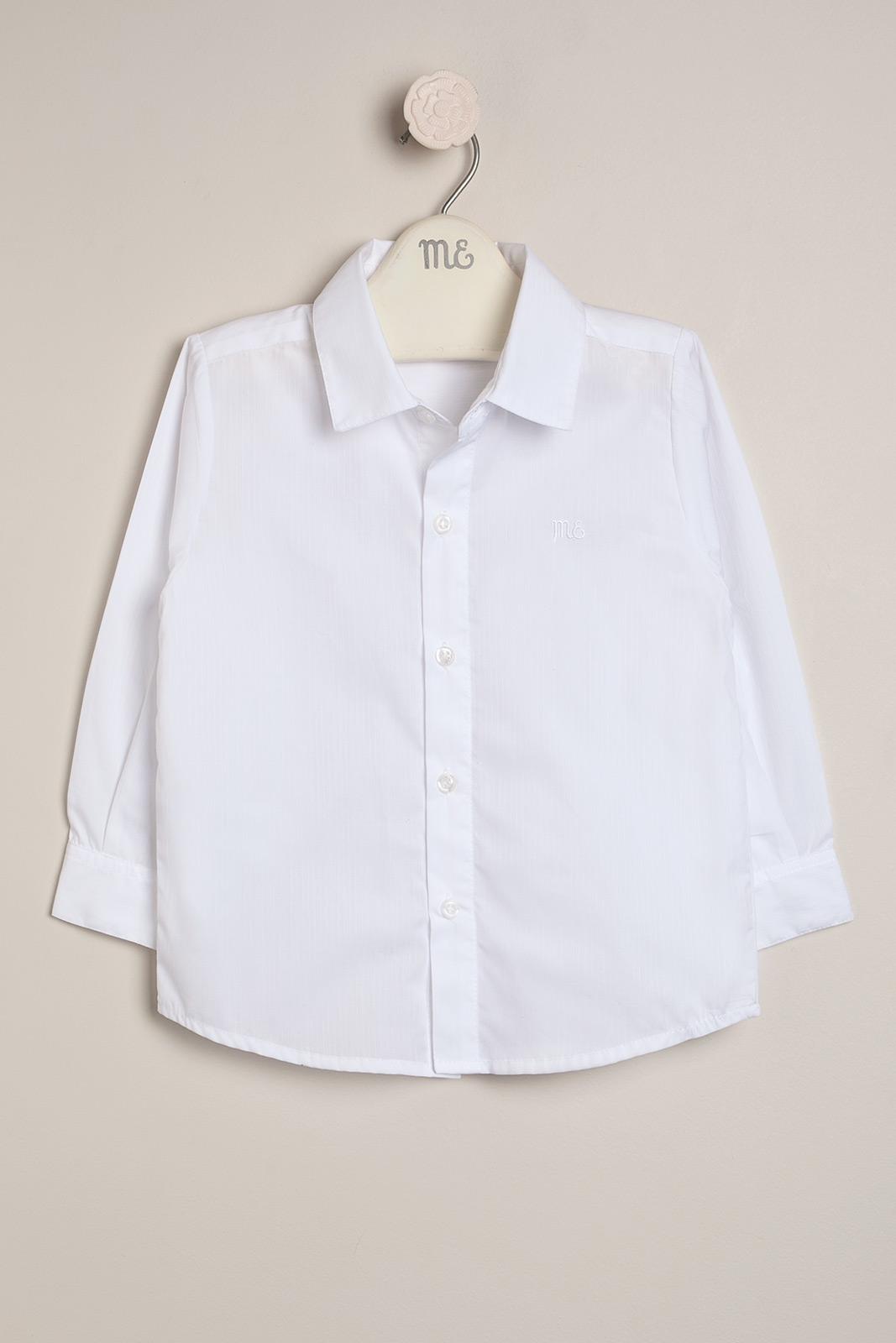 Camisa de vestir Juan blanco