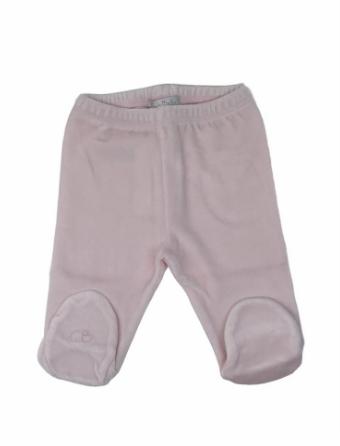 Pantalon basico plush rosa