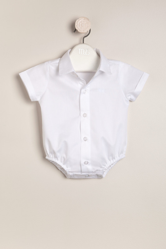 Body camisa mc blanco